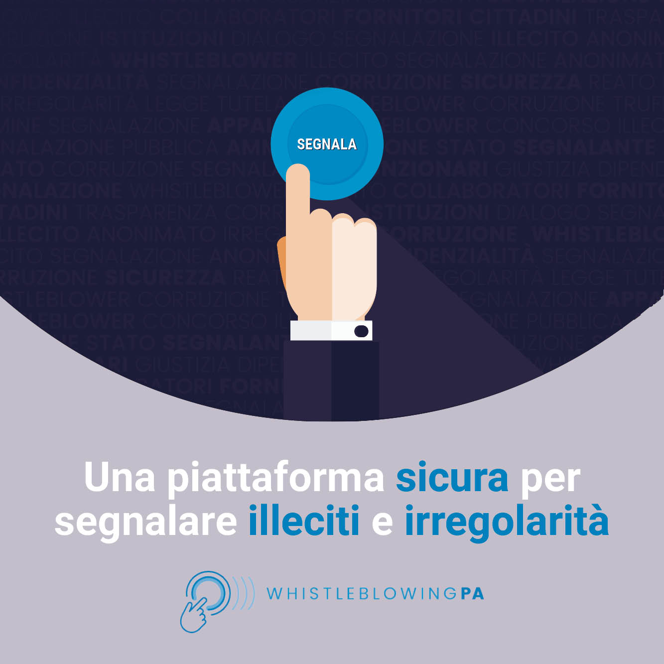Whistleblowing - Procedure per le segnalazioni di illeciti